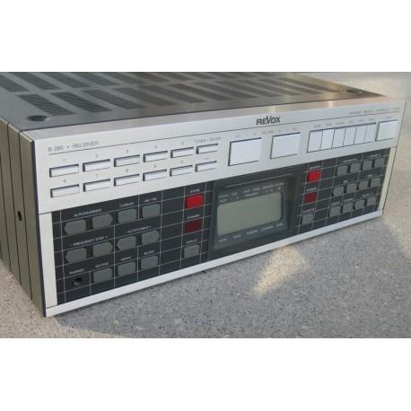 Ampli tuner Revox