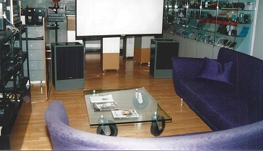 Home cinema in the nineties